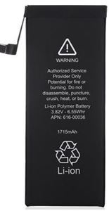 Picture of Replacement Internal Battery for iPhone 6s  1750 mAh Li-ion