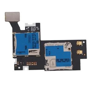 Picture of Galaxy Note 2 Sim Card Tray Holder Slot Flex Cable