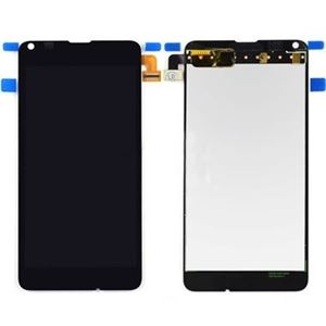 Picture of Nokia Microsoft Lumia 640 Screen Replacement LCD and Digitizer - Black