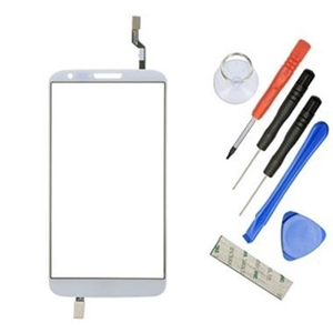 Picture of LG G2 Screen Replacement Touch Digitizer Kit - White