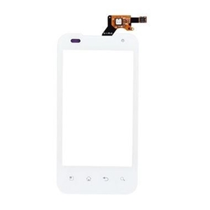 Picture of LG Optimus G2X Screen Replacement Touch Digitizer - White