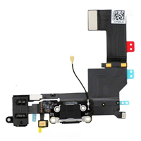 Picture of iPhone 5s  USB Charging Port Dock Flex Cable Headphone Plug Audio Jack