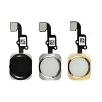 Picture of Replacement Touch ID Sensor Home Button Key Flex Cable Ribbon for iPhone 6 & 6 Plus