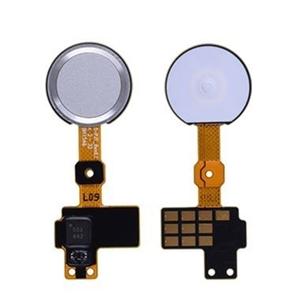 Picture of LG G5 Home Button Fingerprint Flex Cable - White