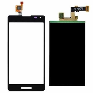 Picture of LG Optimus F7 Screen Replacement LCD and Digitizer - Black