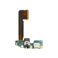 Picture of HTC One M9 USB Charging Port and Headphone Flex Cable Replacement