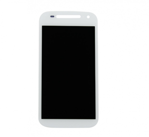 Picture of Motorola Moto E 2 LCD & Touch Screen Digitizer Assembly - White