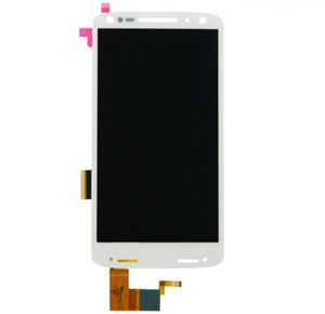 Picture of Motorola Droid Turbo 2 LCD & Touch Screen Digitizer Assembly - White