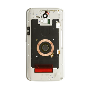 Picture of Motorola Droid Turbo 2 Middle Frame Assembly Replacement – Silver