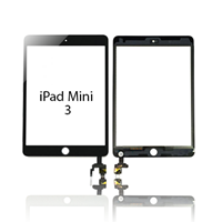 Picture of iPad Mini 3 Screen Replacement Touch Digitizer with /IC Connector 7.9""