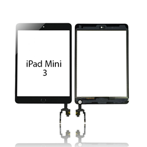 """Picture of iPad Mini 3 Screen Replacement Touch Digitizer with Home Button/IC Connector 7.9"""""""