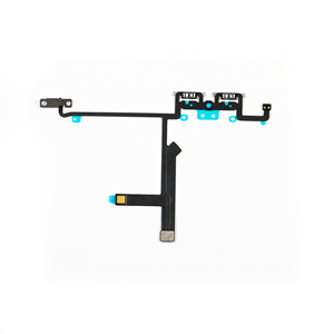 Picture of PVOLUME BUTTON FLEX CABLE WITH METAL BRACKET FOR IPHONE XS