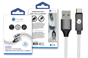 Picture of UPLUS Power+ Type C to USB Cable