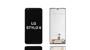 Picture of LG STYLO 6 LCD ASSEMBLY WITHOUT FRAME