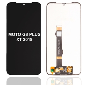 Picture of Motorola Moto G8 PLUS LCD Assembly Without Frame (XT2019)