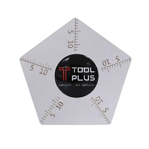 Picture of STAINLESS STEEL OPENING TOOL WITH SCALE
